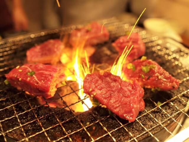 焼肉ハラミ