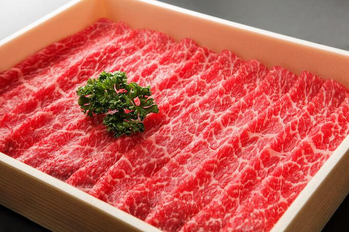 贈答用すき焼き肉