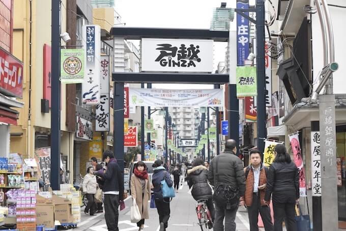 戸越銀座商店街でおすすめの食べ歩きグルメ