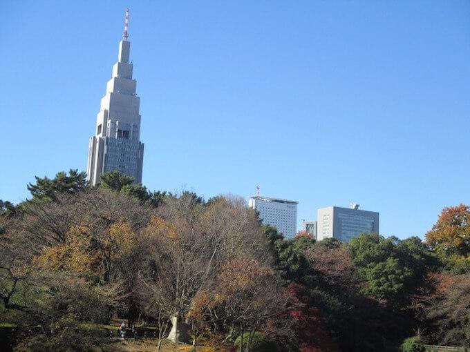 新宿御苑で四季折々で魅力的な景色を楽しもう!